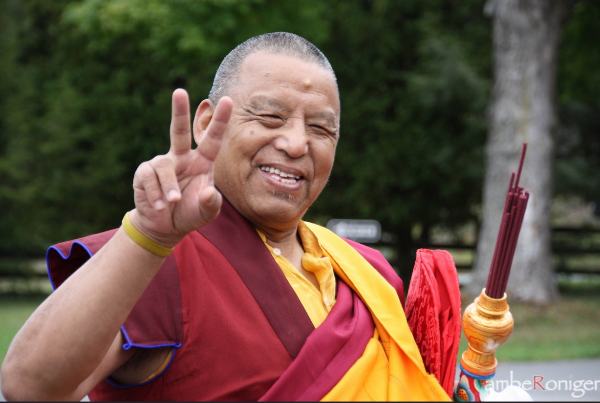 photo of Khenpo Ugyen